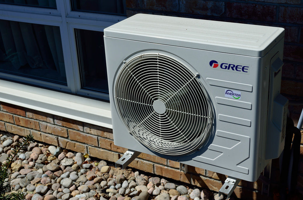 external air conditioner